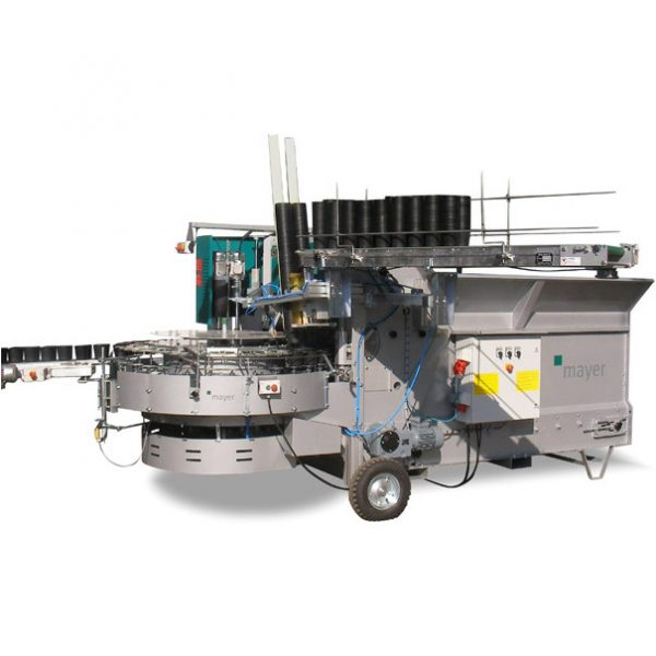TM-2400DR Potting Machine