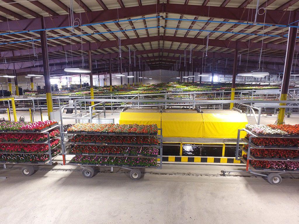 Visser Shipping System