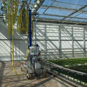 Semi-automatic Irrigation and Spraying System Irrispray Semi A