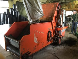 Northwoods Nursery 1996 Mayer TM-1010 Potting Machine