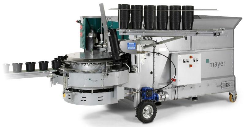 Mayer TM 2400E Potting Machine