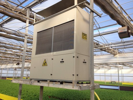 Dehumidification units
