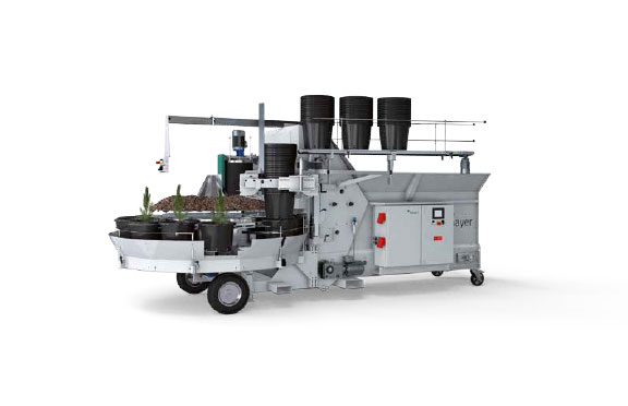 Mayer TM-2020 - Nursery Potting Machine