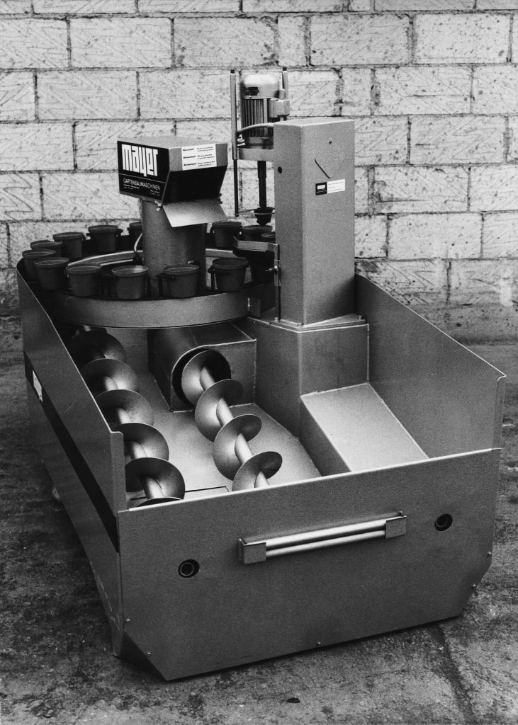 Mayer Model 69 Potting Machine