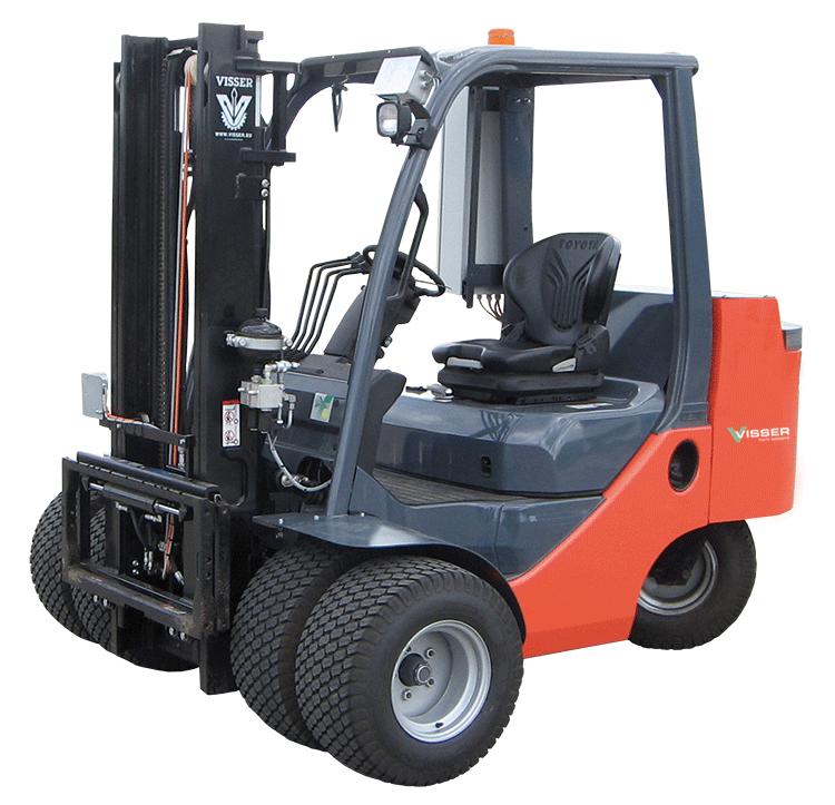 Visser Vitoy Forklift
