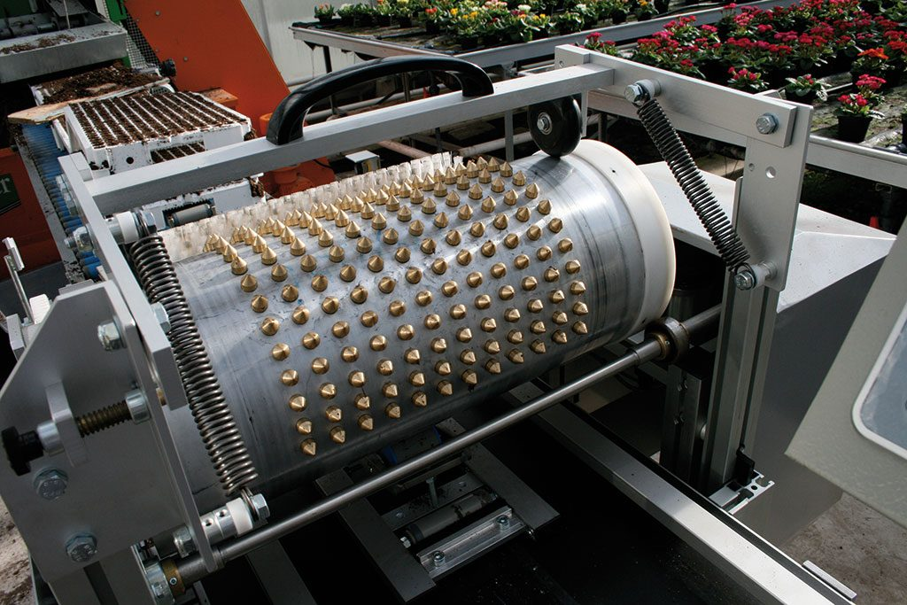Visser Speed Rouline Seeder