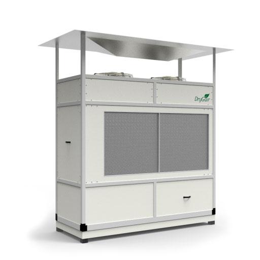 DryGair Greenhouse Dehumidification