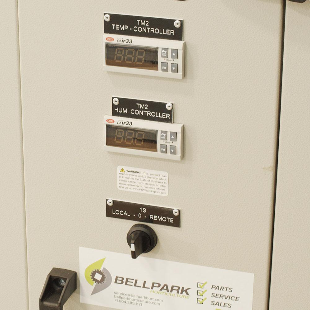 DyrGair - DG-X Control Panel